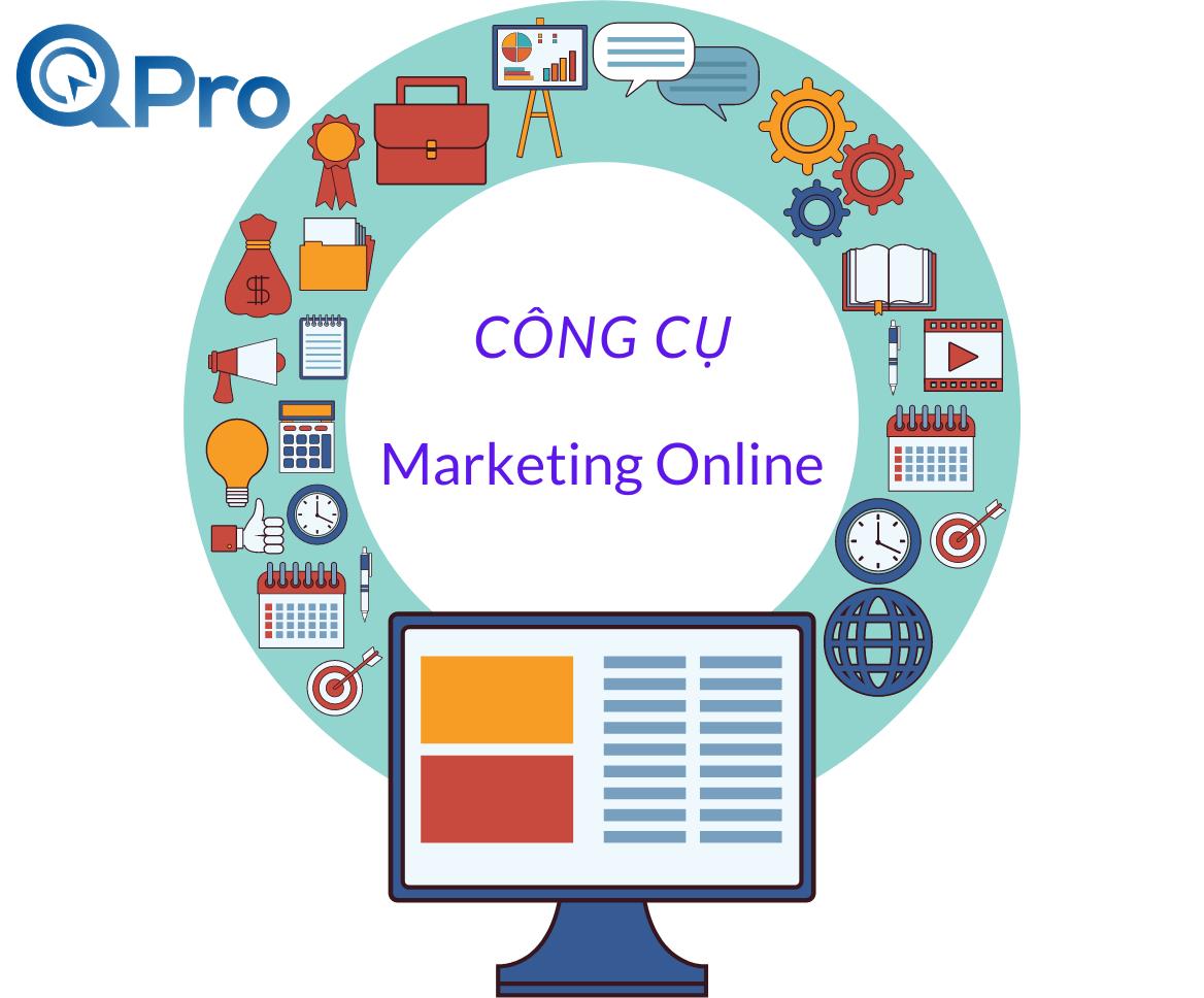Công cụ dịch vụ Marketing Online